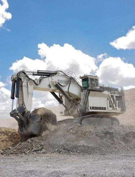 Choose the correct lubricating oil for opencast mining equipment