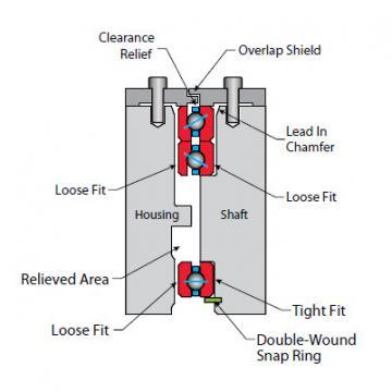 Bearing NF075AR0